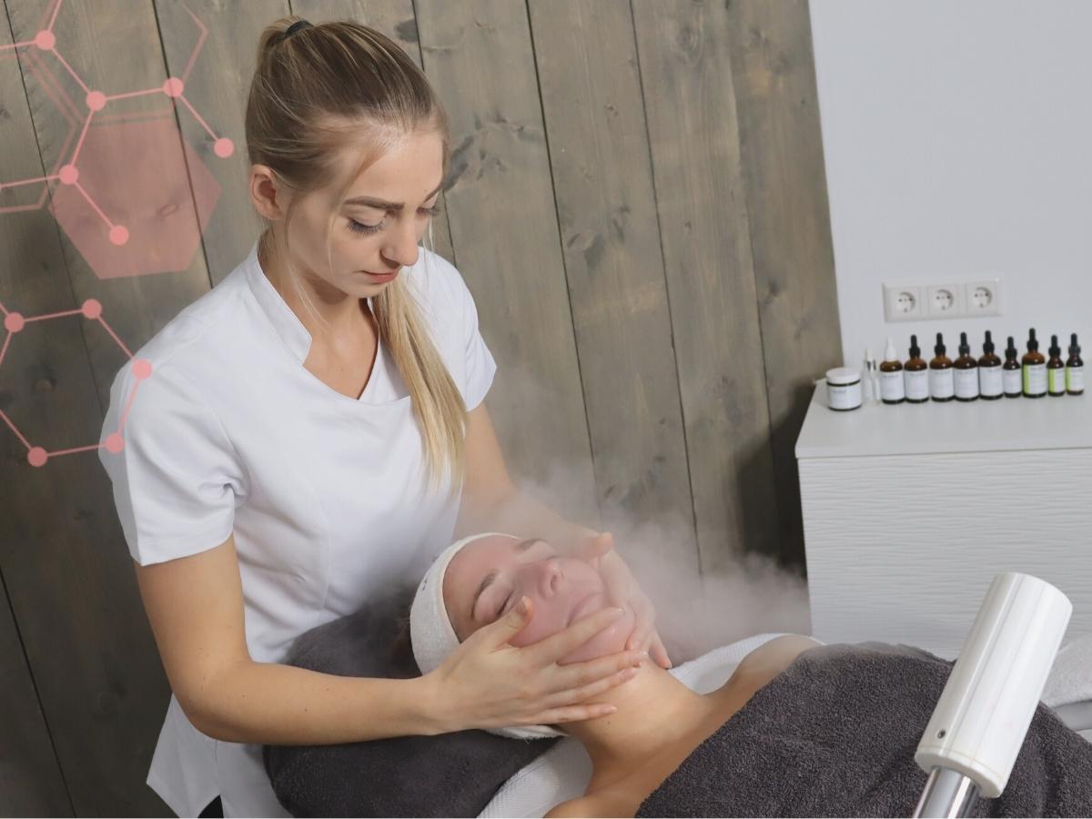 Huidverbeterende behandeling bij Clearskin huidinstituut en acne instituut